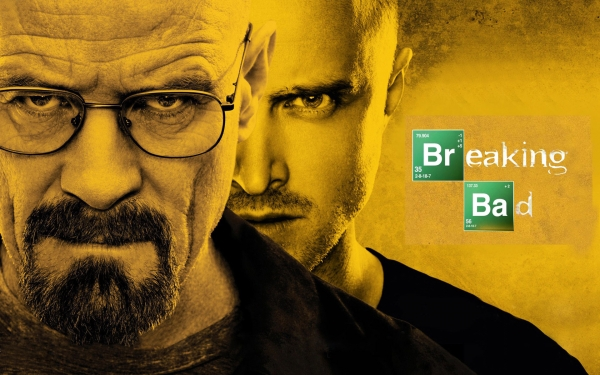 Breaking Bad di Vince Gilligan